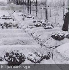 گورهای اقلیت آلمانی در لهستان که در آغاز سپتامبر ١٩٣٩ بدست ارتش و مردم لهستان قتل عام شدند.