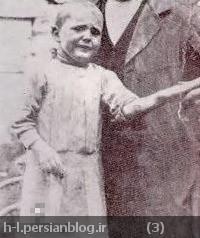 این عکس توسط بریتانیایی ها به عنوان مدرک در مورد قطع شدن دست کودکان بلژیکی توسط آلمانی ها در جنگ جهانی اول بکار گرفته شده بود . بعدا نخست وزیر بریتانیا به انگیزه این دروغ تبلیغاتی از ملت آلمان معذرت خواهی کرد