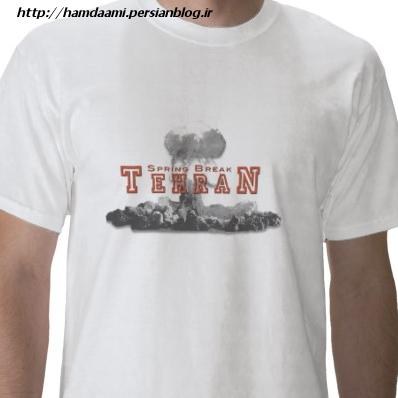 به گزارش پایگاه اطلاع رسانی همدمی، در سایتهای انگلیسی «تی شرت های ضد ایرانی» به فروش میرسد.
